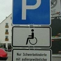 blinderparkplatz