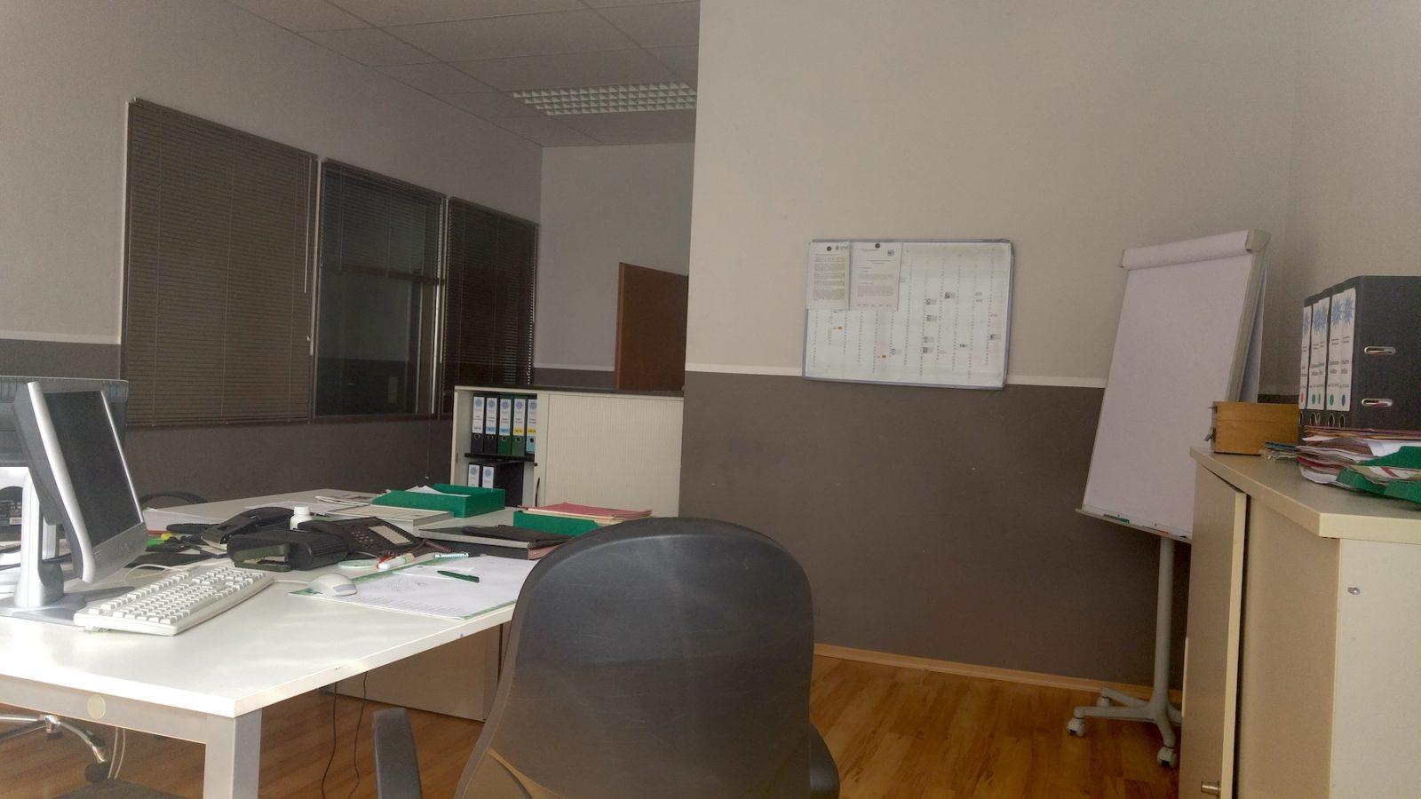 Das Büro von Hubert & Staller in Wolfratshausen