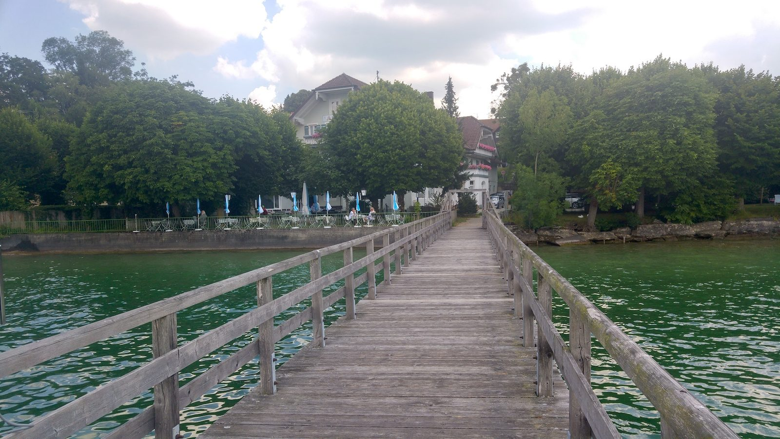 Hotel Am See in Ammerland