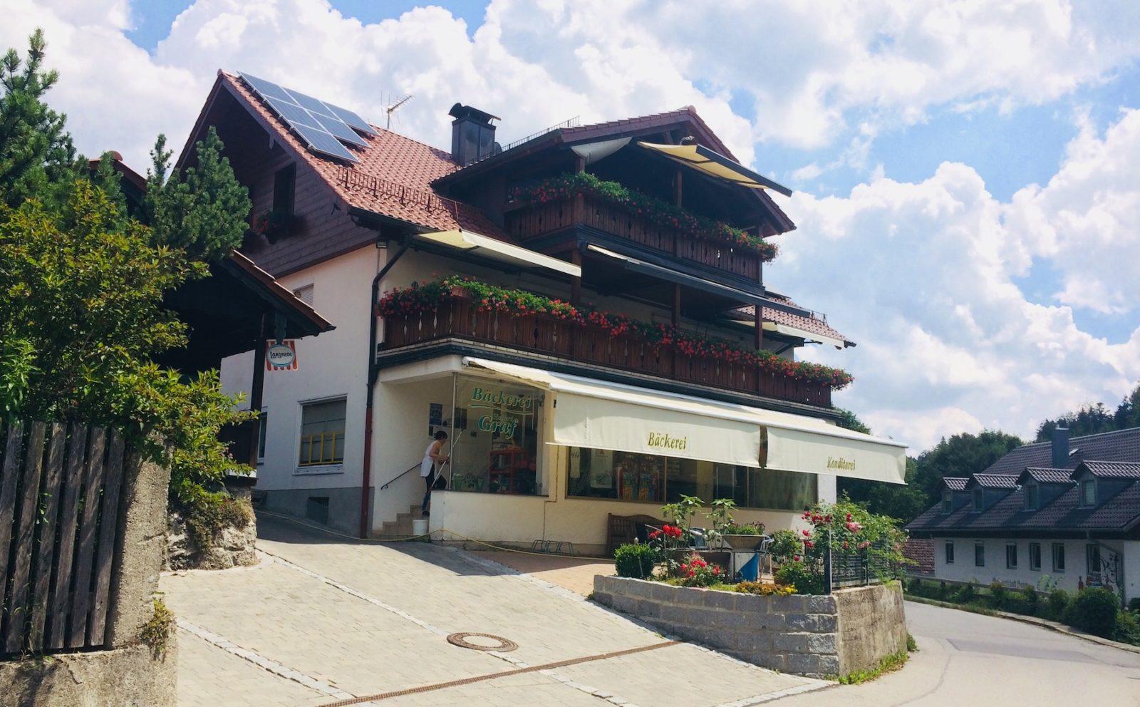 Ausflug: Huber & Staller Drehorte in Wolfratshausen, Münsing usw.