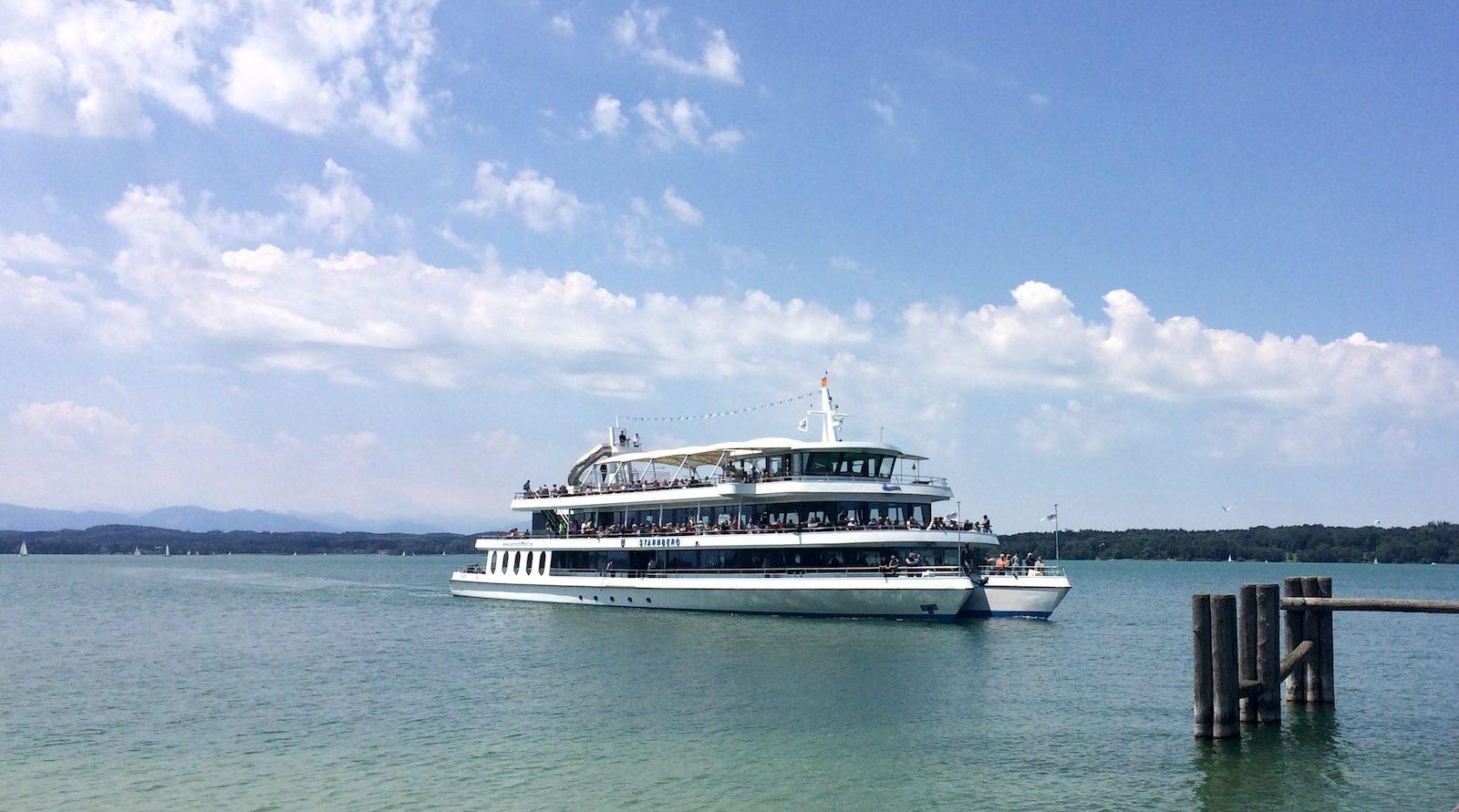 Seerundfahrt mit der MS Starnberg