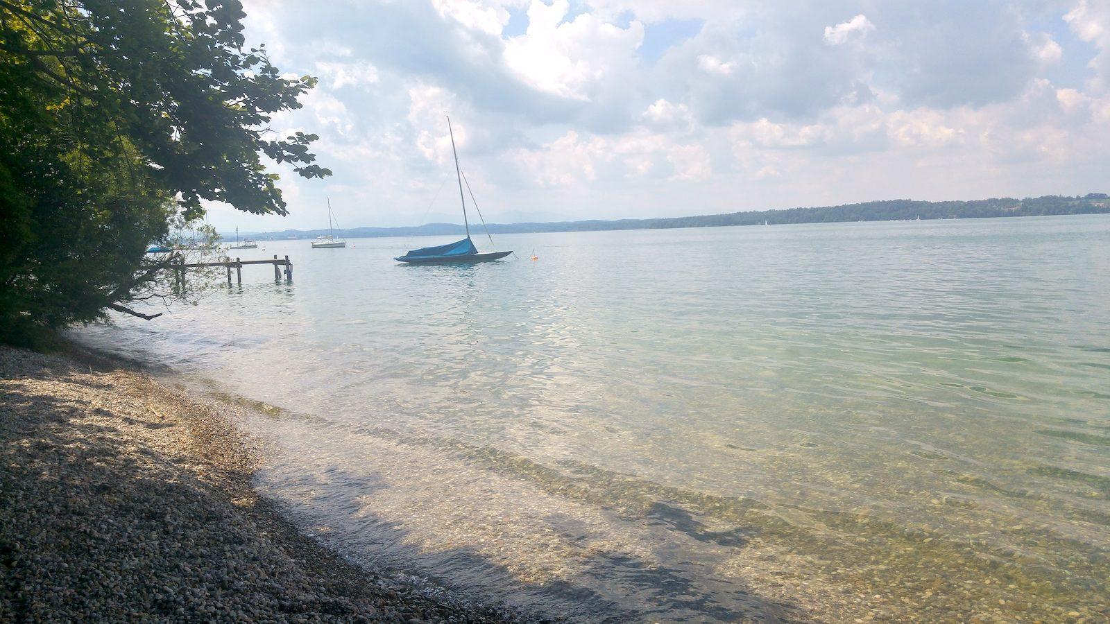Ufer am Starnberger See