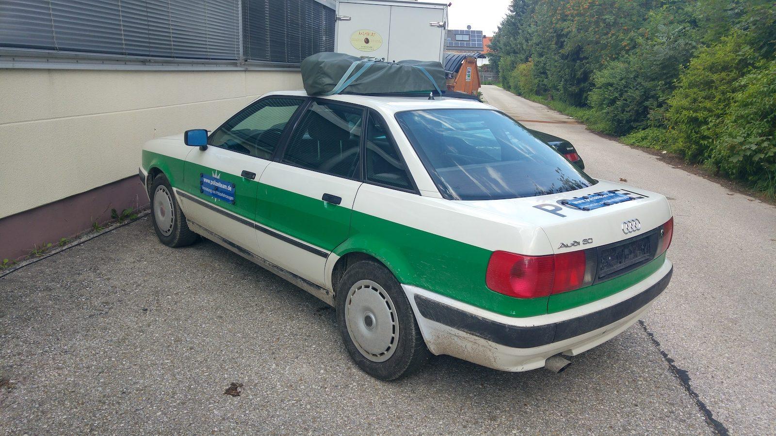 Wagen 3 von Hubert & Staller